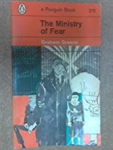 The Ministry of Fear: An Entertainment by Graham Greene (1978-10-26)