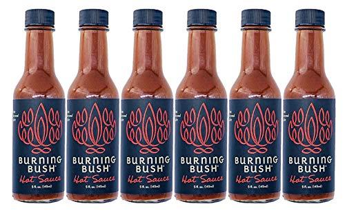 burning bush hot sauce - 8