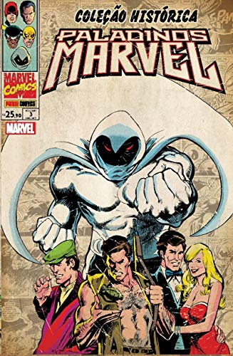 Paladinos Marvel Volume 3. Coleção Histórica