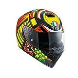 AGV Casco Moto K-3 Sv E2205 Top PLK, MS
