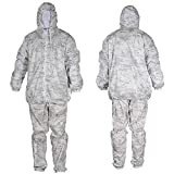 Best Snow Ghillie Suits - Free2Buy Winter Multicam Alpine Hunting Tactical Suit Camouflage Review