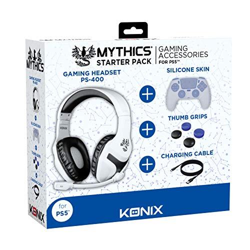 Konix Starter Pack PS5 Zubehör-Set PS5