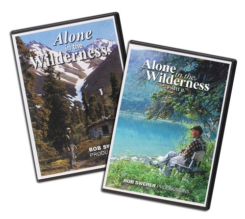 Alone in the Wilderness 2 DVD Package