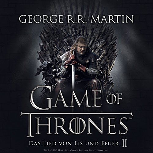 Game of Thrones - Das Lied von Eis und Feuer 2 audiobook cover art