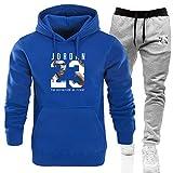 Jordan Chándal de Baloncesto, 2021 toros 23# Moda de Manga Larga Moda Ropa...