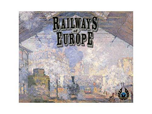 Eagle-Gryphon Games Railways of Europe (2017...