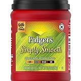 Folgers Simply Smooth Mild Roast Ground Coffee, 11.5 Ounces