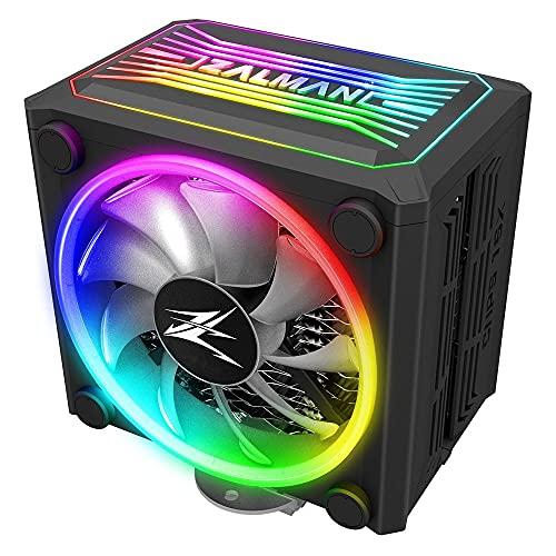 Zalman CNPS10X OPTIMA II WHT RGB CPU Negro