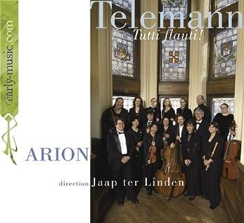 Telemann, G.P.: Tutti flauti!
