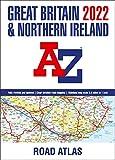 Great Britain A-Z Road Atlas 2022
