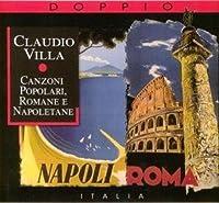 Canzoni Popolari Romane E Napoletane by Claudio Villa