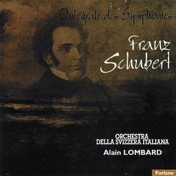 Franz Schubert : L'intégrale des symphonies
