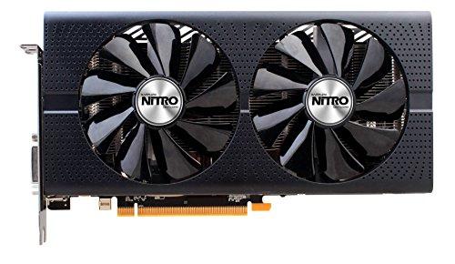 Sapphire 11260-07-20G Radeon RX 480 8GB GDDR5 Grafikkarte - Grafikkarten (Radeon RX 480, 8 GB, GDDR5, 256 Bit, 3840 x 2160 Pixel, PCI Express x16 3.0)