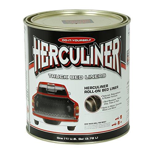 Herculiner Beschichtung Zusatzdose 3,7L für Ladefläche schwarz