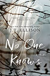 No One Knows by J.T. Ellison