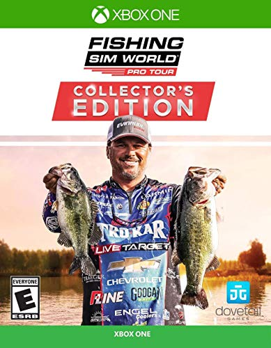 Fishing Sim World Pro Tour Collector's Edition (Xb1) - Xbox One