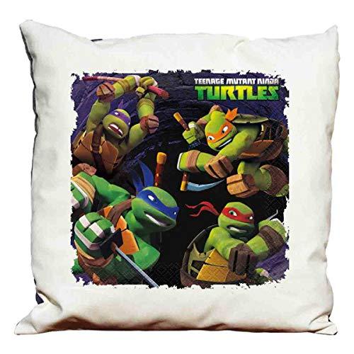 cojín Tortugas Ninja