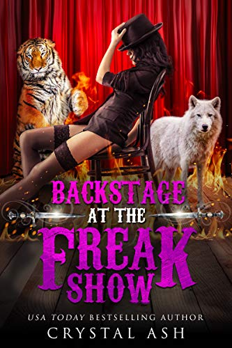 Backstage at the Freak Show (Harem of Freaks Book 7) (English Edition)