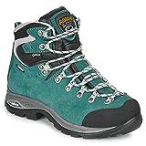 Asolo Greenwood GV ML, Zapatillas de Trekking Mujer, Petroleum, 40 EU