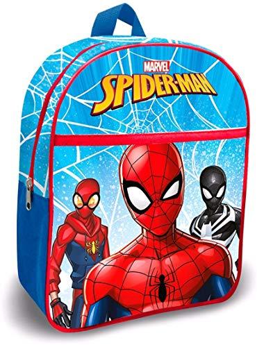 Spiderman: Mochila Escolar  30 cm  poliéster
