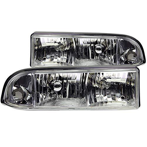 01 s10 headlight assembly - 2