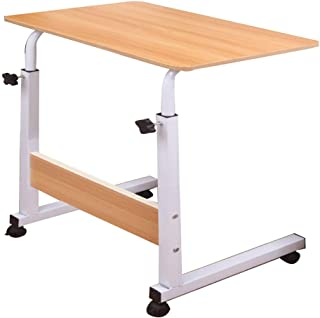 Table Notebook Laptop Desk Portable Standing Sofa Bed Table Multifunction Height Adjustable Mobile Student Dormitory Learn...