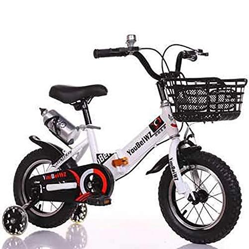 Los Niños Plegable Bicicletas, Bicicletas Niños De Bicicletas Estilo Libre De La...