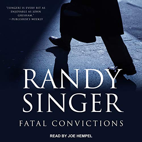 Fatal Convictions audiobook cover art