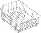 KOHLER 246369 K-6521-ST Rinse Basket, Stainless Steel