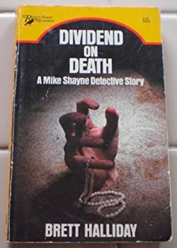 Dividend on Death 0373630336 Book Cover