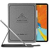 EasyAcc Magnetisch Hülle für iPad Pro 11, Ultra Dünn Leichte Book Cover Kompatible Apple Pencil...