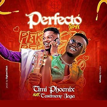 Perfecto (Remix)