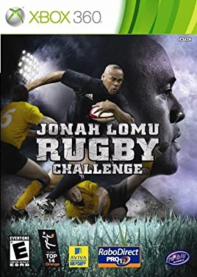 Jonah Lomu Rugby Challenge - Xbox 360 from Mad Catz