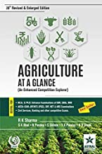 Agriculture at a Glance 20th Revised & Enlarged Edition (An Enhanced Competition Explorer) (PB)
