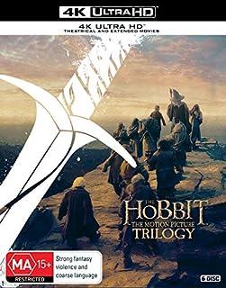 Hobbit Trilogy Theat + Ext (4K Ultra HD + Blu-ray) (B08JDTN83B)   Amazon price tracker / tracking, Amazon price history charts, Amazon price watches, Amazon price drop alerts