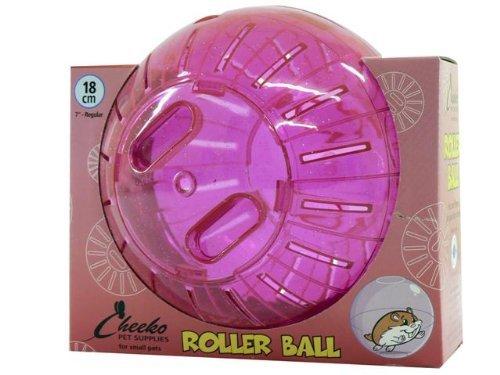Cheeko Hamster Ball, rot