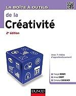 La Boîte à outils de la créativité - La Boîte à outils de la créativité de François Debois