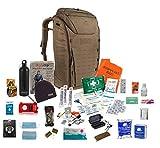 Tasmanian Tiger 30L Modular One Person Emergency Survival Kit Bug Out Bag Fluchtrucksack (Coyote)