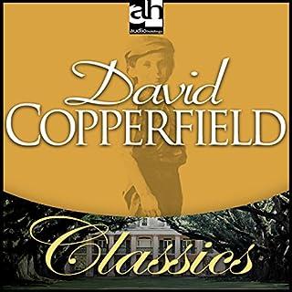 David Copperfield cover art