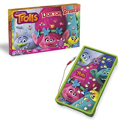 Hasbro Spiele B9180100 Trolls Dr. Bibber Puzzles