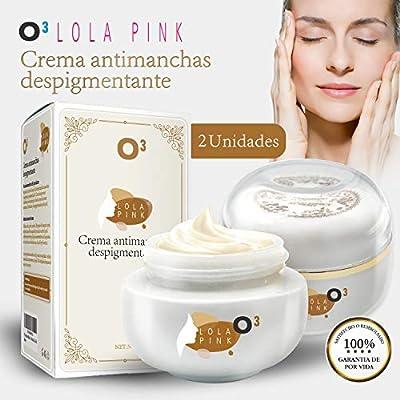 O³ Crema Antimanchas Facial