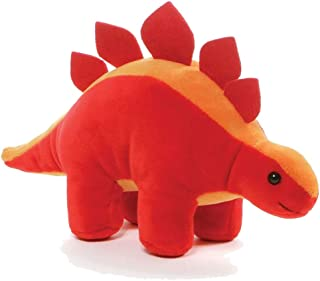 Spin Master Gund Stegosaurus Dinosaur Chatter Plush Toy for Kids Ages 1 and Up with Sound!