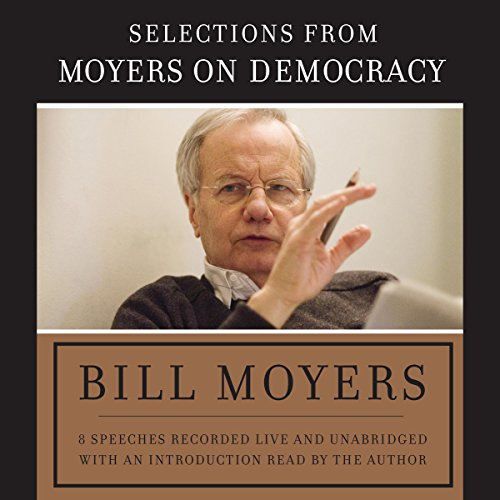 Moyers on Democracy audiobook cover art