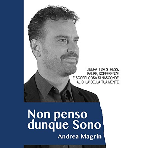 Non penso dunque Sono audiobook cover art