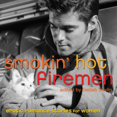 Smokin' Hot Firemen audiobook cover art
