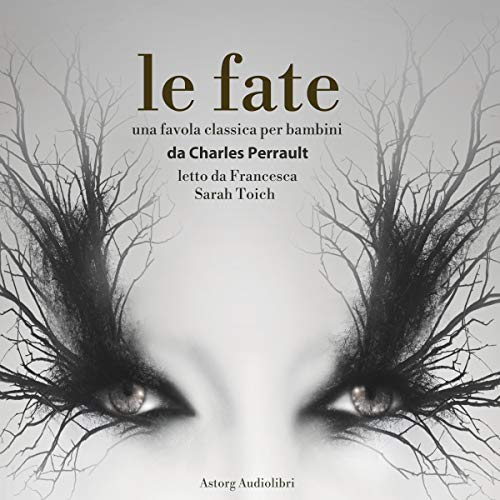 Le fate audiobook cover art
