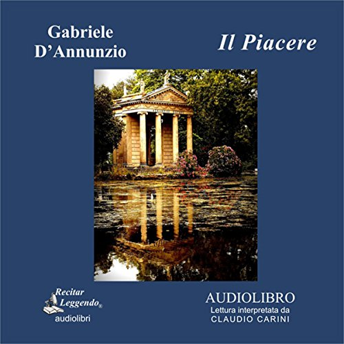 Il Piacere (The Pleasure) audiobook cover art