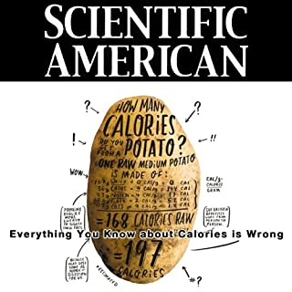 Everything You Know about Calories is Wrong audiobook cover art