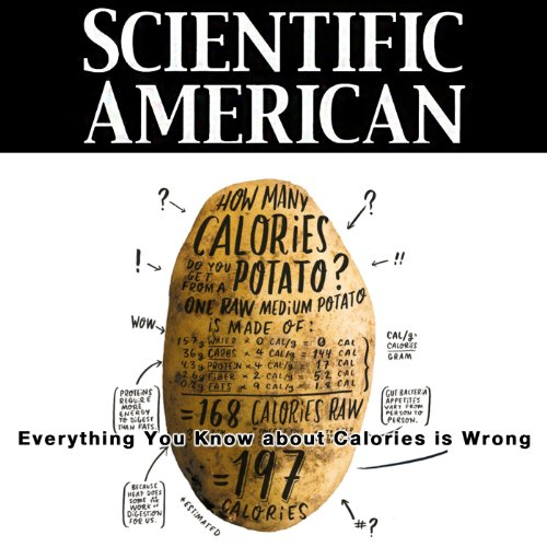 Scientific American, September 2013 audiobook cover art