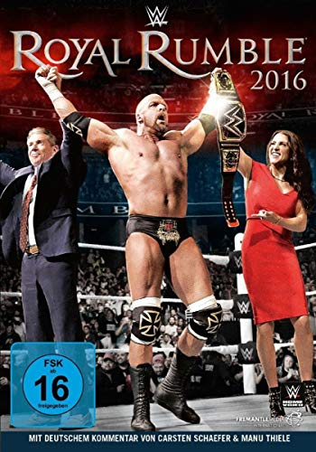 WWE - Royal Rumble 2016 [Alemania] [DVD]